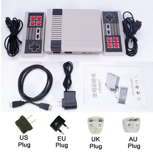 The 600 Game NES Classic Retro Game Console (HDMI/AV Support)