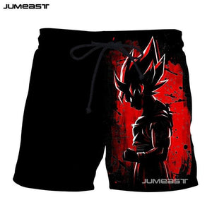 DBZ Summer Trunks | (Jum East Collection) - nintendo-core