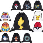 Drawstring Backpacks | 18 Kinds - nintendo-core