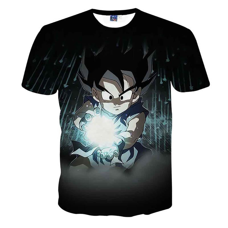 Goku, Vegeta and Compilation T Shirts! Variations Inside! - nintendo-core