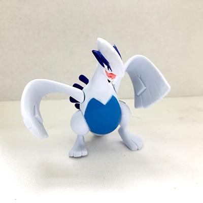 Groudon & Luigia Figurines - nintendo-core