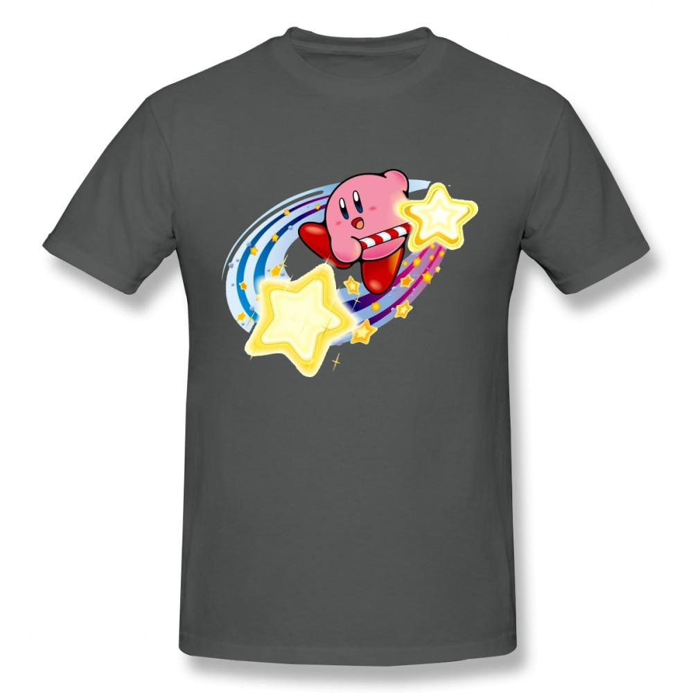 Kirby Star Power T Shirt - nintendo-core