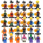 Mini Lego Dragon Ball Z Characters! - nintendo-core