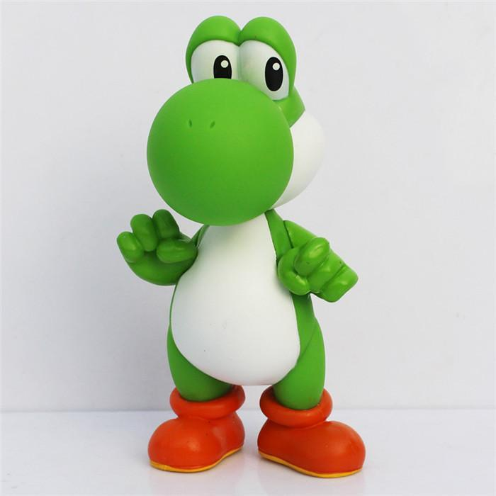 Modeling ready | Super Mario Bros. and Yoshi Figurines! ~ 3 in 1 Set! - nintendo-core