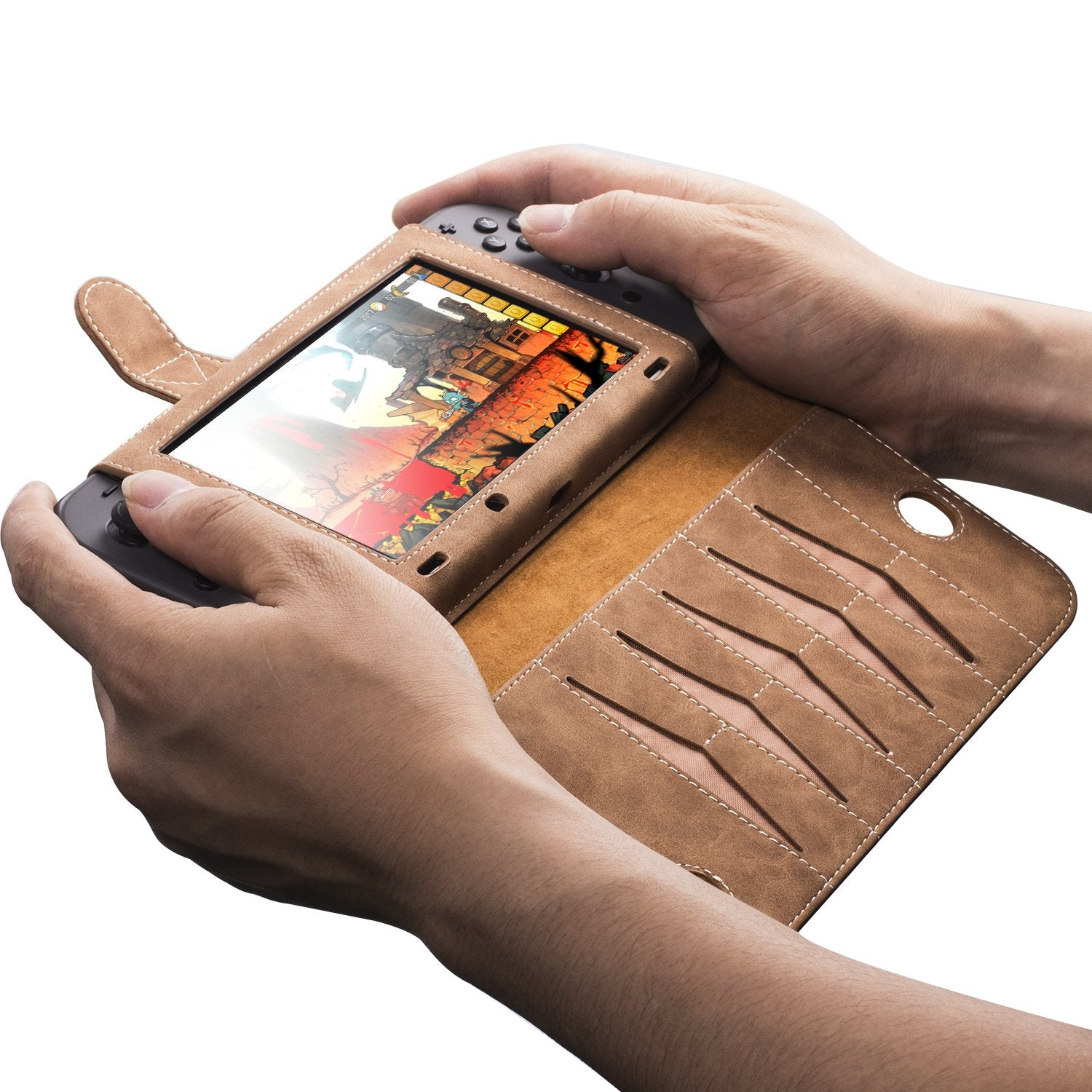 Multi Function Case and Stand - nintendo-core