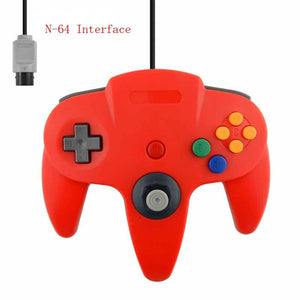 Nintendo 64 Controller! Multiple Colors! - nintendo-core