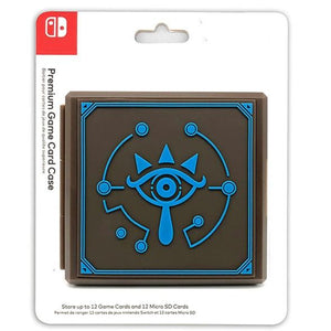 Nintendo Switch - Portable Game Cards Storage - nintendo-core