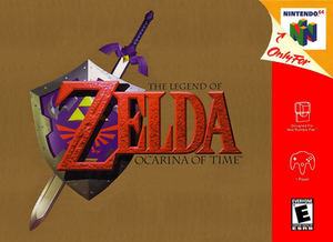 Ocarina of Time - nintendo-core