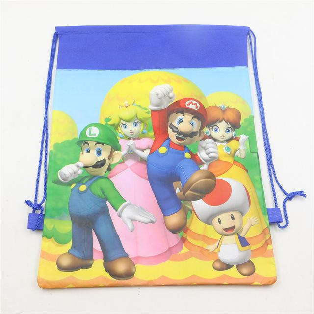 Over Stocked Mario BackPacks! (Single Buy) - nintendo-core