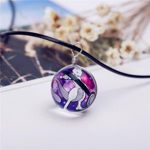 Pokeball Necklaces with Pokemon Inside! 12 Different Pokemon! - nintendo-core