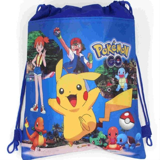 Pokemon Backpack - Multiple Variations Inside! - nintendo-core