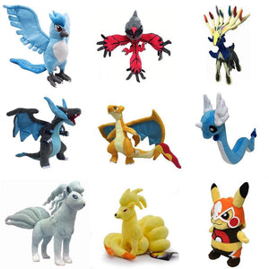 Pokemon Plush Toys - nintendo-core