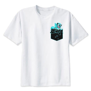 Pokemon Pocket T Shirts! Over 15 Types Inside! - nintendo-core