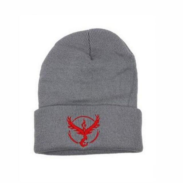 Pokemon Team Mystic / Valor / Instinct Knit Beanies - nintendo-core