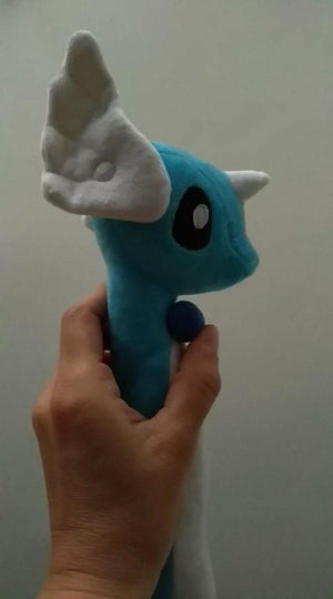 Poseable Dragonair Plush 68cm (27in) - nintendo-core