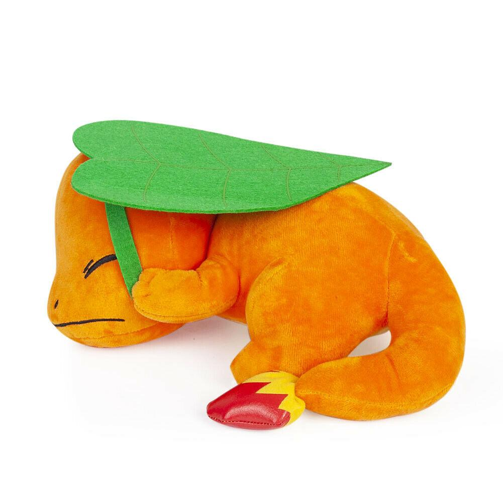 Sleeping Charmander Pokemon Plush - nintendo-core