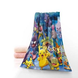 Summer Towels - nintendo-core