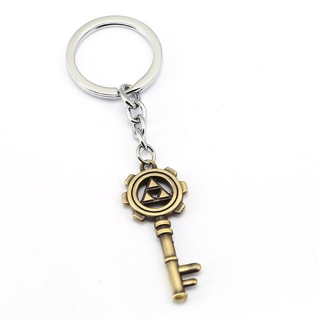 The Legend of Zelda Keychain - nintendo-core