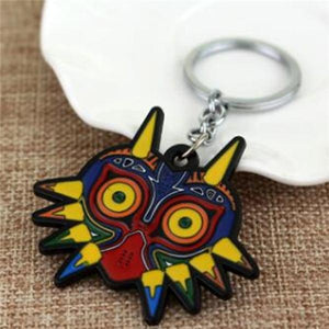 The Legend of Zelda Majora's Mask Keychain/Pendant - nintendo-core