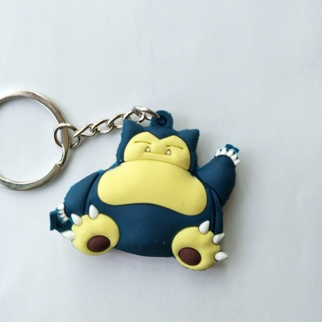 Pokemon Key Chains Gen 1