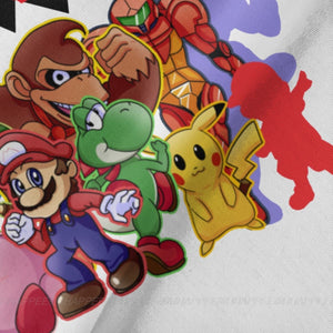 Super Smash Brothers 64 T Shirt