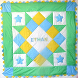Personalized Baby Quilt Kit