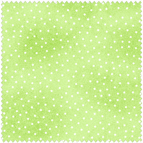 Comfy Flannel Green w/ Dots 9527-66 BTY