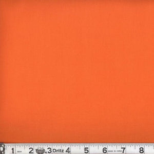 Orange Dream Cotton Fabric BTY