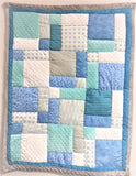 "Jeanne's Pre-Cut Baby Quilt Kit - 34"" x 45"""