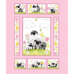 Lal the Lamb Susybee Panel