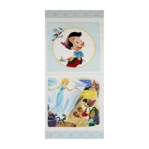 Disney's Pinnochio Half Panel