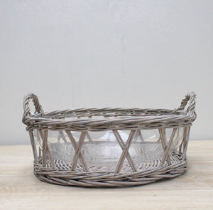 Willow Serving Bowl