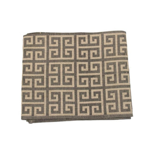 Greek Key Table Runner