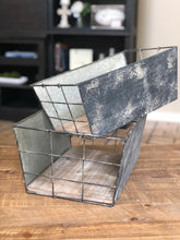 Solid Side Basket
