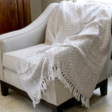 Neutral Cozy Throw