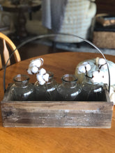 Apothecary Jars and Tote