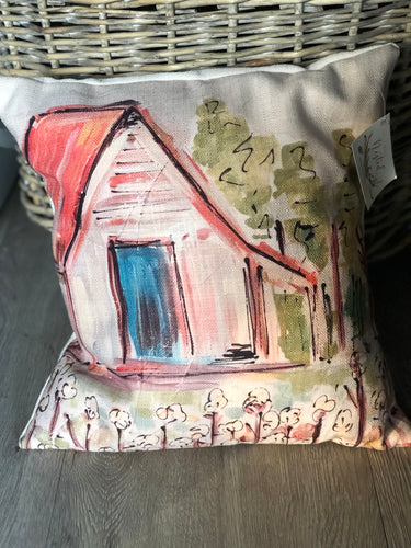 Barn Pillow