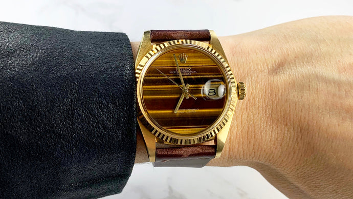 My First Luxury Vintage Watch
