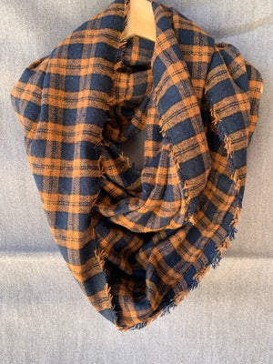 Winter Cotton Snood