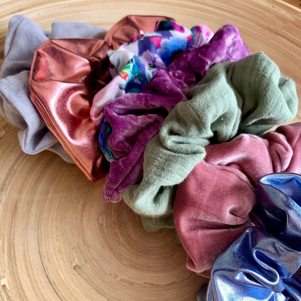 3pk Scrunchie ADD ON