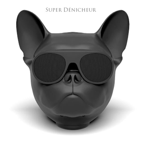 Enceinte Bluetooth Bulldog - Super Dénicheur