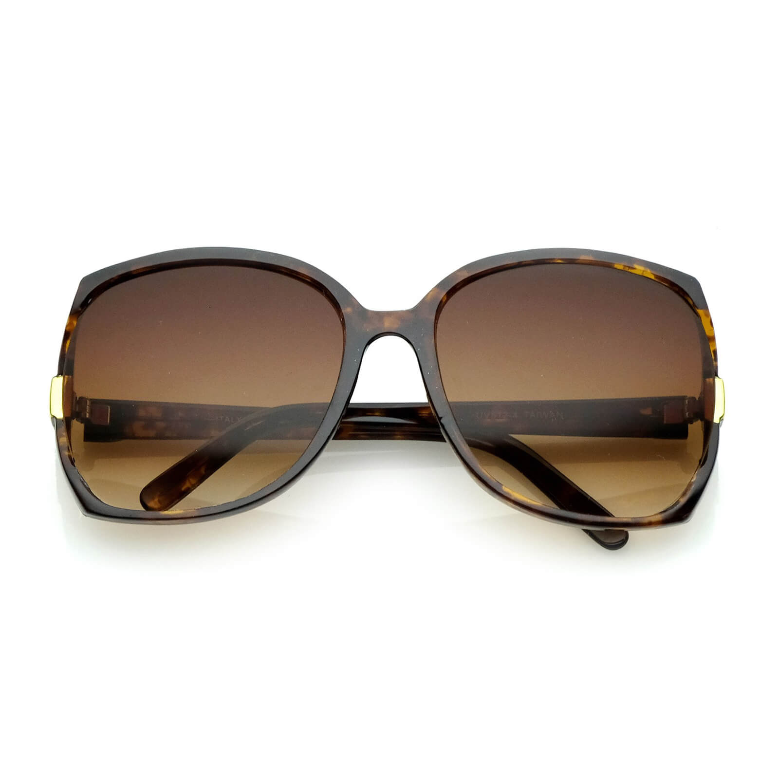 Oversized Butterfly Sunglasses - Fashion Sunglasses
