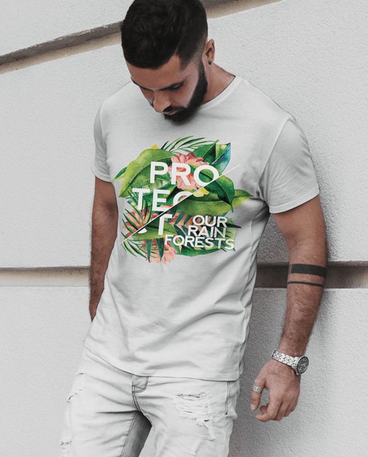 Protect Our Rainforests | Earth Conscious Apparel