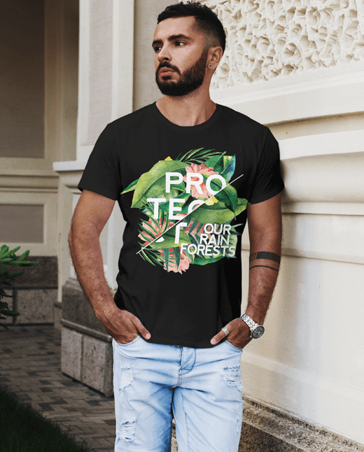 Protect Our Rainforests | Earth Conscious Clothing