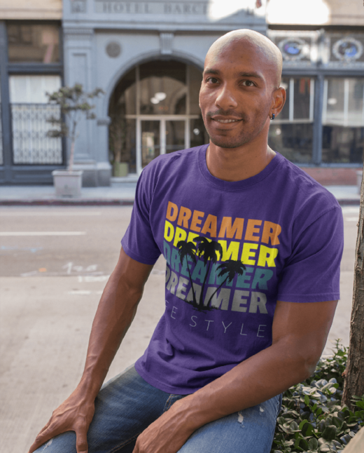 Dreamer Men's Hipster Fashion Clothing