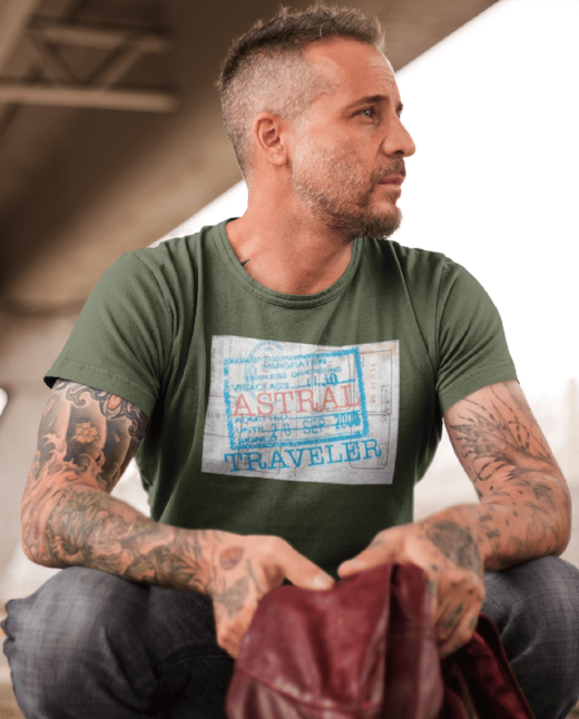 Astral Travel Men's Lucid Dreamer Apparel