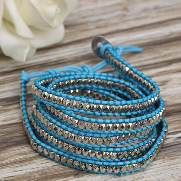 Save Our Waves Bracelet - Multi Layer Bracelet | Theawakenwave