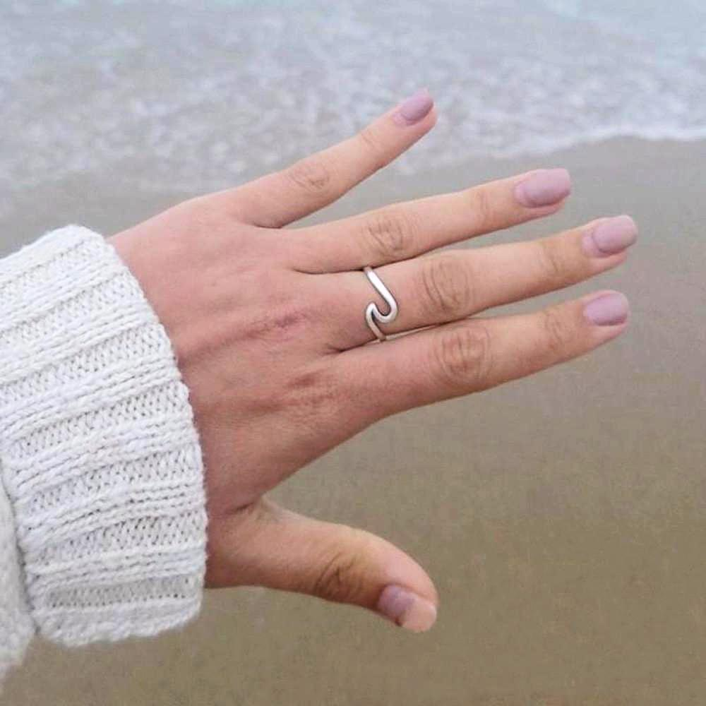 Save Our Waves Ring