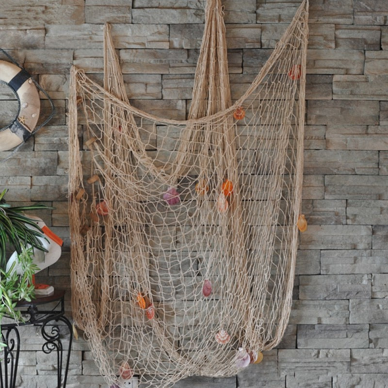 Ocean Sea Home Decor Net