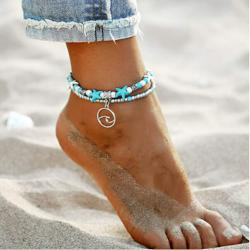 Save Our Waves Anklet - Star Fish Anklet For Sale | Theawakenwave